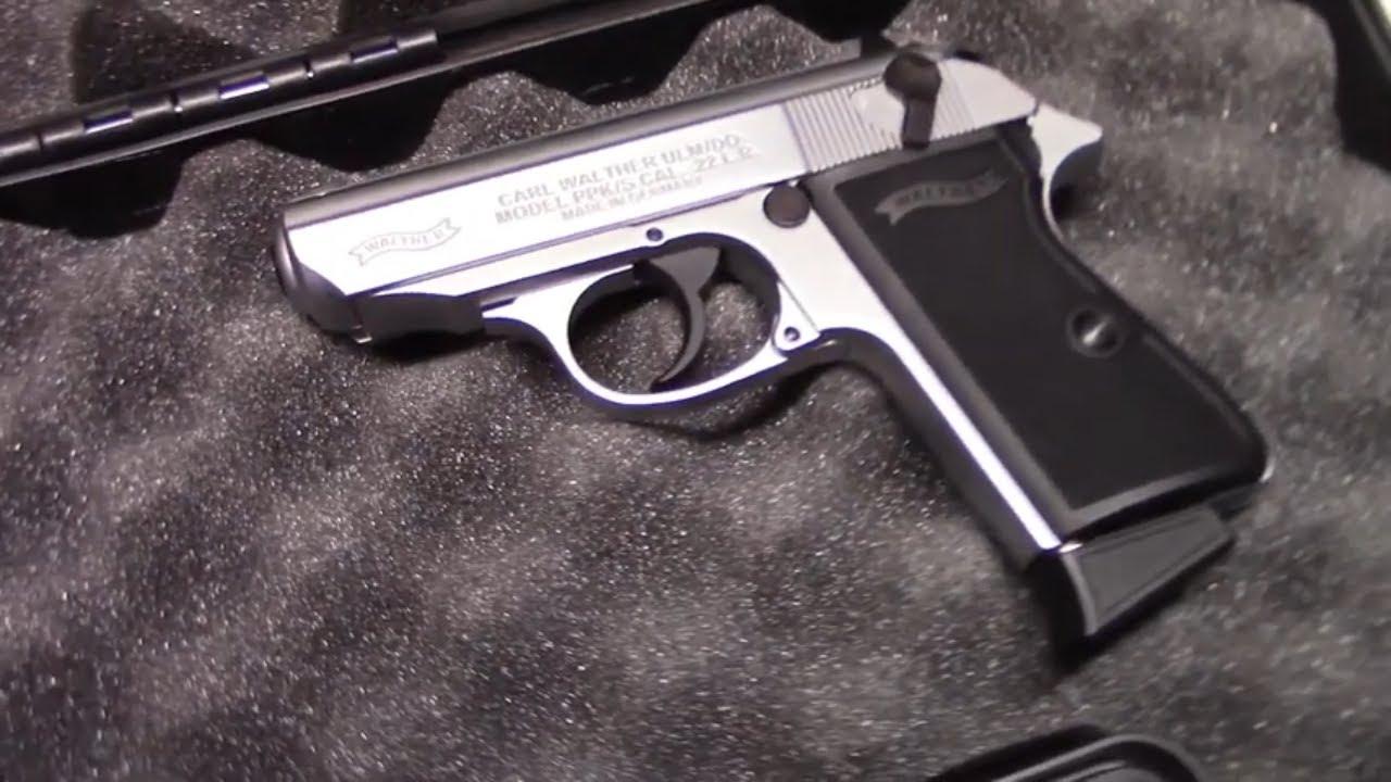 $279 Walther PPK/S .22lr Unboxing - Black Friday Deals