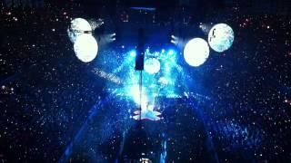Coldplay Verizon Center DC July 8, 2012