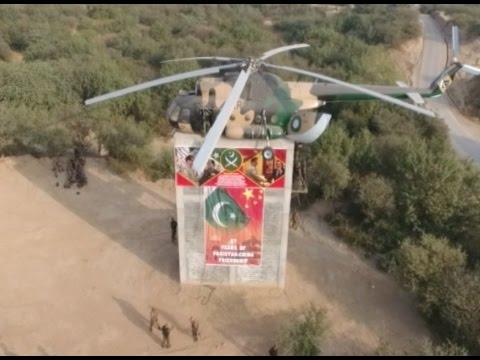 China, Pakistan Intensify Counter Terrorism Efforts