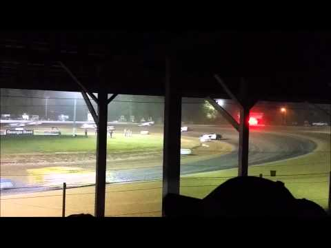 The Jackson 100 at Brownstown Speedway