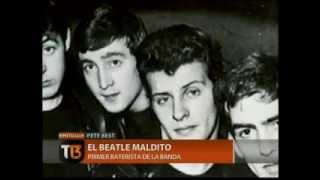 Pete Best : El Beatle Maldito (reportaje TELETRECE) INCLUYE ENTREVISTA A PETE BEST
