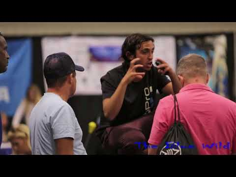 2018 Blue Wild Expo at the Convention Center