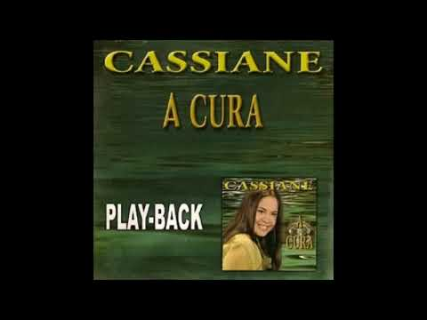 cd cassiane a cura voz e playback