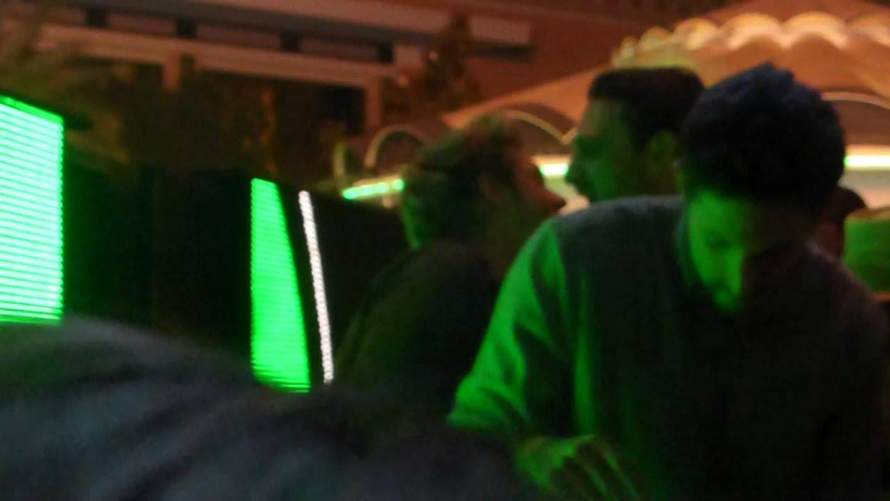 Niall Horan dancing in a club In Las Vegas May 2015