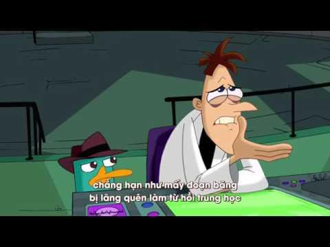 Tập 4   Ô Chữ Hàng Ngày – Phineas and Ferb   Vol 03