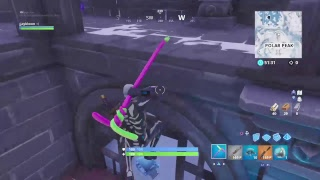 The Iceberg is Cracking Right now in Fortnite Battle Royal