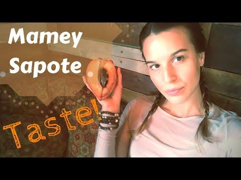 Mamey Sapote Taste