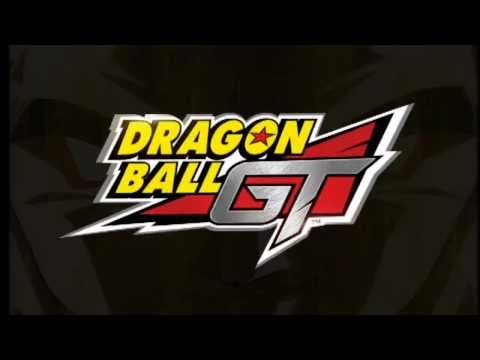 Dragon Ball GT English Opening HD 720P