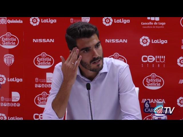 Bernardo Cruz: Quiero pulirme como futbolista