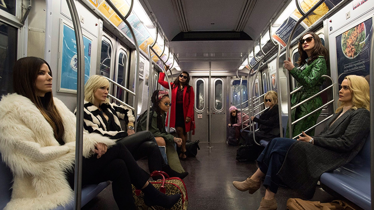 First Ocean's Eight Photo Released Featuring ALL-FEMALE Cast