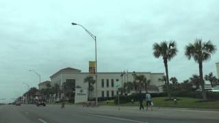 Galveston, Texas Seawall BLVD