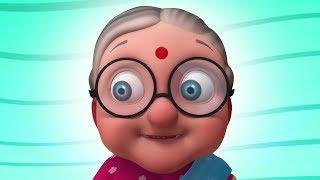 nani teri morni ko mor le gaye | hindi rhymes | Kids Channel India | hindi kavita