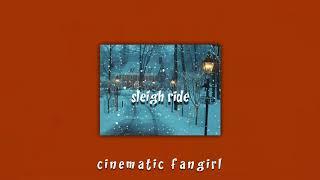 TLC - sleigh ride  (slowed)