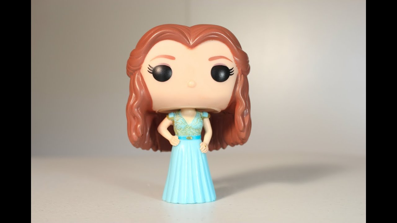 Game Of Thrones Margaery Tyrell Funko Pop Review Youtube