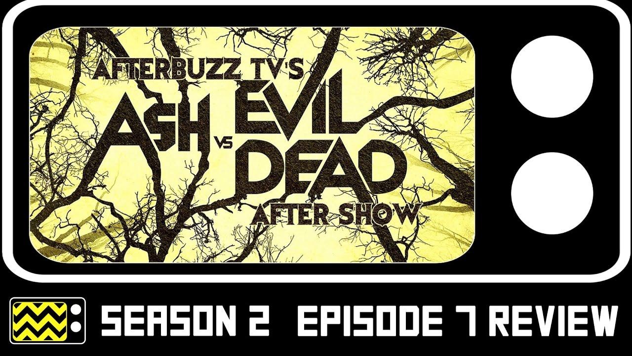 Download Ash vs. Evil Dead Season 2 Episode 7 Review & After Show | AfterBuzz TV