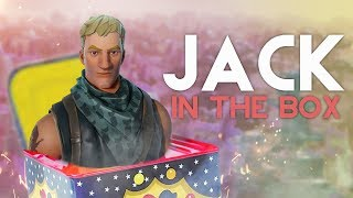 NEW JACK IN THE BOX STRATEGY! Fortnite Victory! (Fortnite Battle Royale) thumbnail