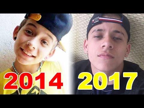 The Evolution of MC Pedrinho