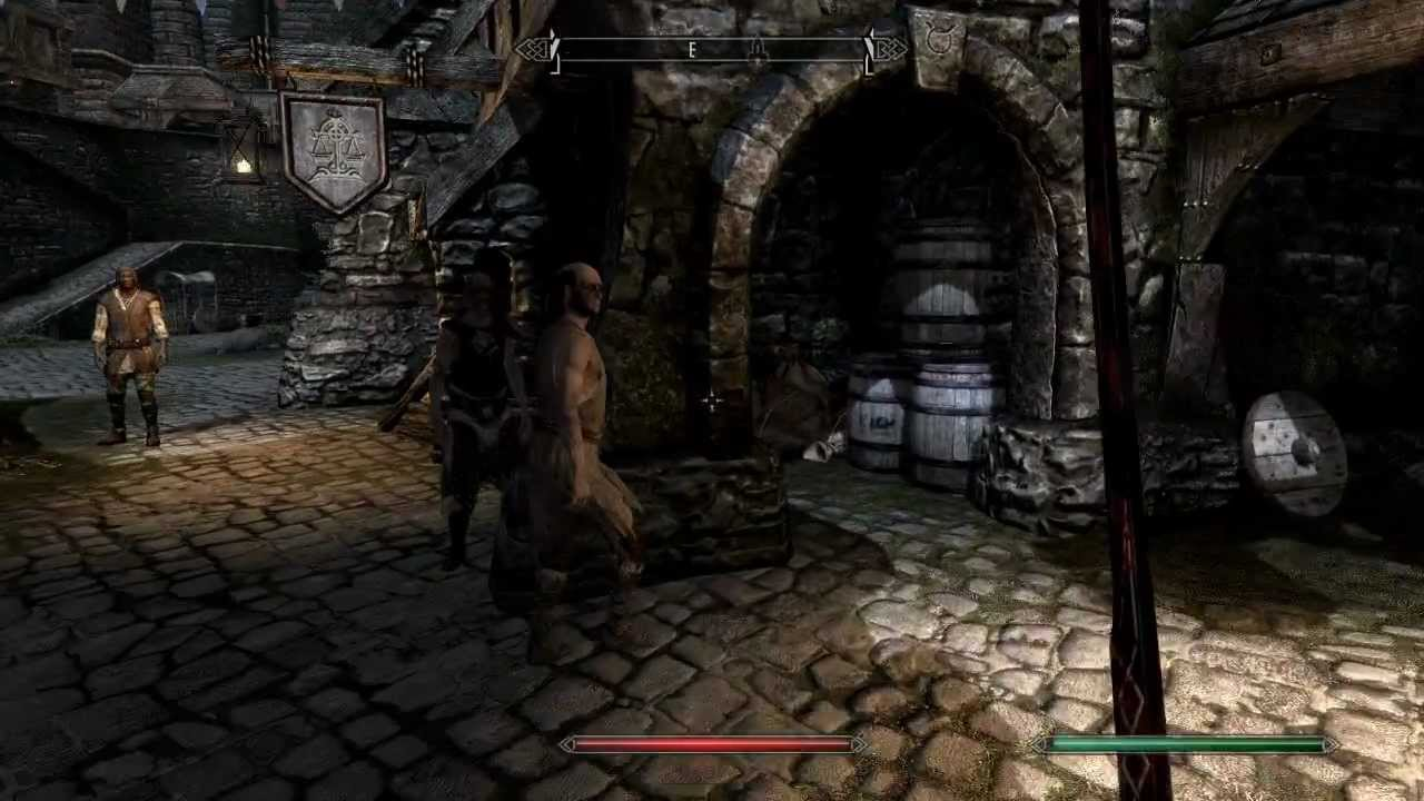 The Elder Scrolls Skyrim The Strongest Weapon By Far