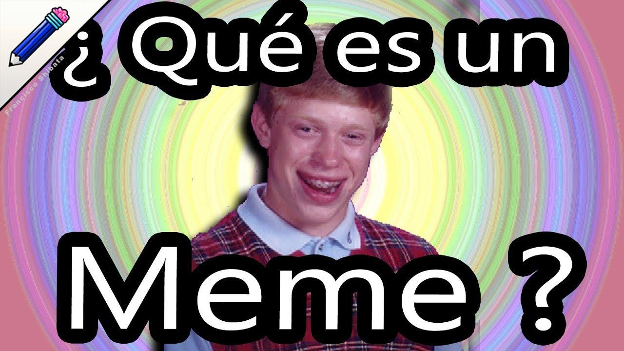 Qu son los memes qu es un meme youtube for Que es un vivero frutal