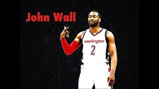 "John Wall NBA Mix - ""Feelings Mutual"""