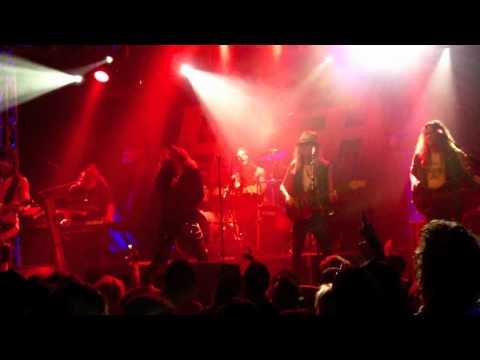 "H.E.A.T - ""Cry"" @ Sticky Fingers, Göteborg 15-05-2010"