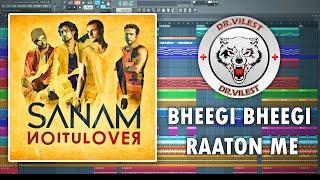 Bheegi Bheegi Raaton Mein (Instrumental) | Sanam Puri | Dr.Vilest
