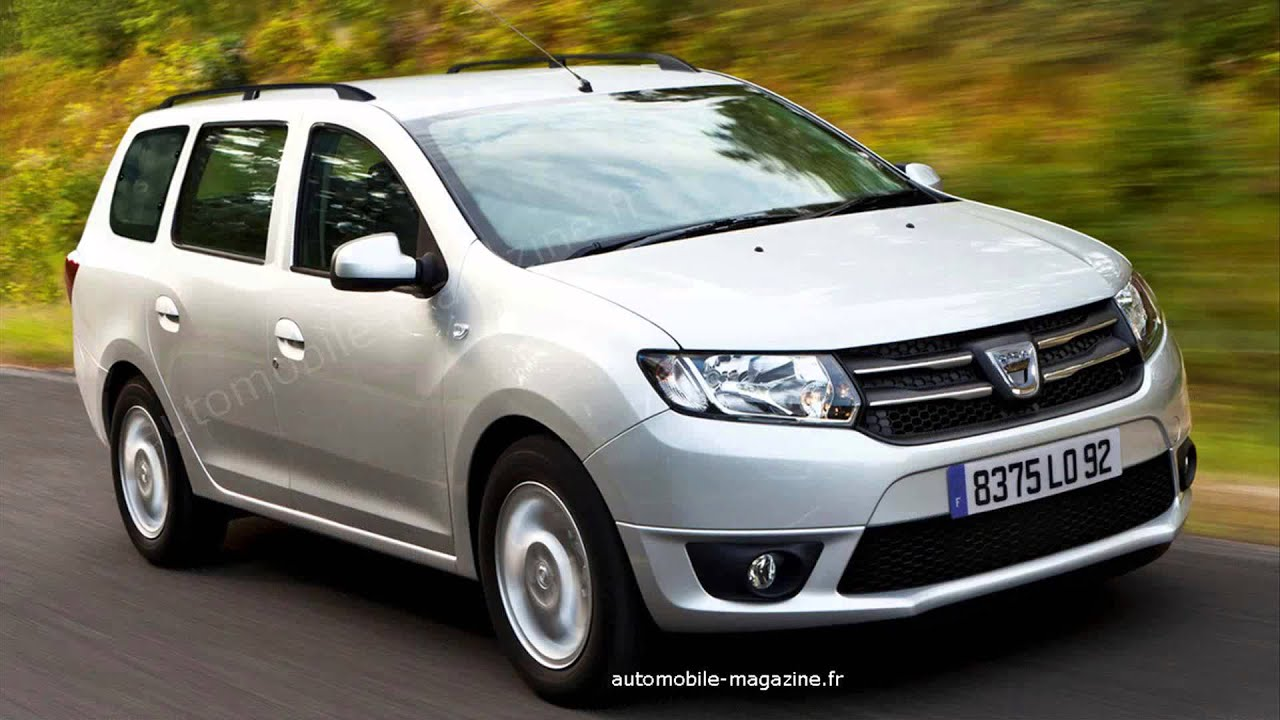 2015 model dacia logan mcv youtube. Black Bedroom Furniture Sets. Home Design Ideas