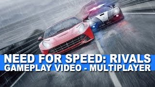 Need for Speed: Rivals - gameplay video #2