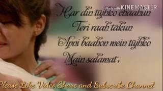 Download Mp3 Aaj Phir -  Hate Story 2  Arijit Singh  Aaj Phir Tumpe Pyaar Aya Hai