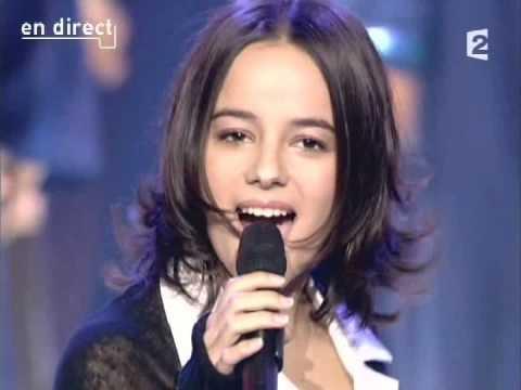 Alizee Ella Elle L'a Live France Gall Special Video
