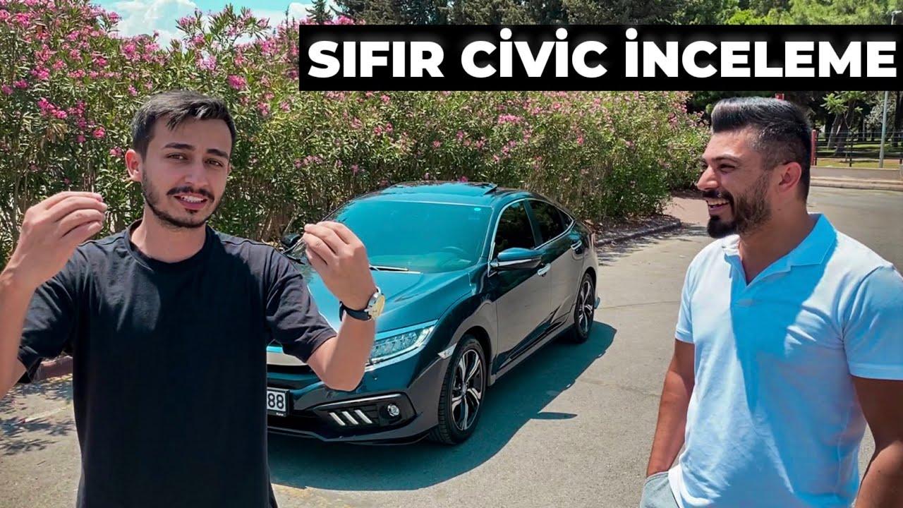 Sıfır Civic Aldık | Matkaps - Okan Çekiç