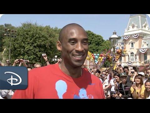 Disneyland Celebrates the Los Angeles Lakers | Disneyland Resort