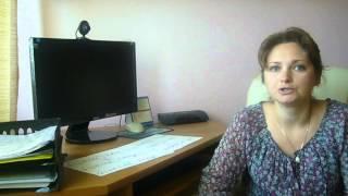 Видео урок чешского языка