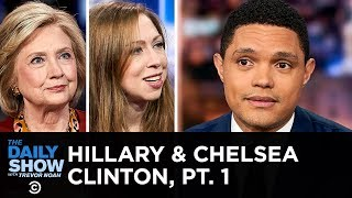 Hillary Rodham Clinton amp Chelsea Clinton - Conspiracy Theories amp Impeachment  The Daily Show