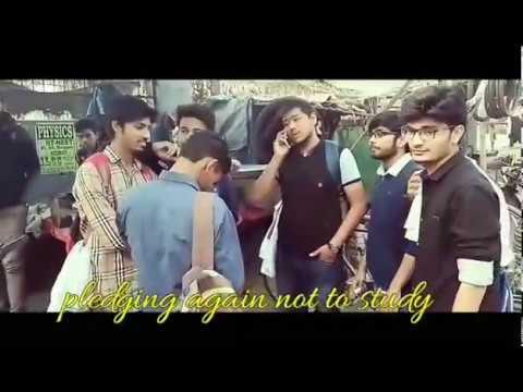 Kabhi Exam,  Kabhi Khushi ;)