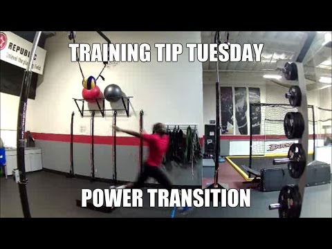 Training Tip Tuesday - Power Transition