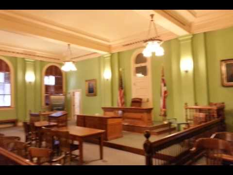 Hawaii 2014: Quick Look-- 1913 Courtroom In Ali