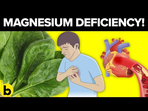 Magnesium Benefits And 16 Foods High In Magnesium