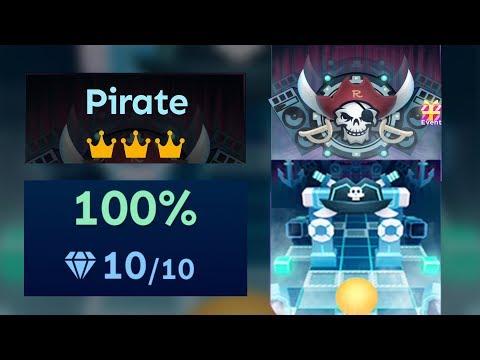 Rolling Sky - Pirate