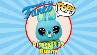 Toy Story 4 Bunny Funko Pop unboxing (Disney 532)