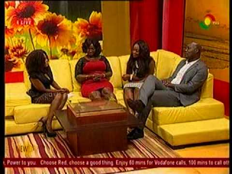 New Day - Discuss Sports with Tony Bafoe and Jackie Appiah - 20/5/2014