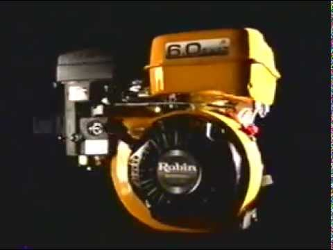 Двигатели SUBARU ROBIN EX