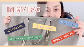 IN MY BAG / IN MY POUCH 바네사브루노…