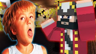 Worlds Most ANNOYING Kid Blamed for Griefing on Minecraft (Minecraft Trolling)