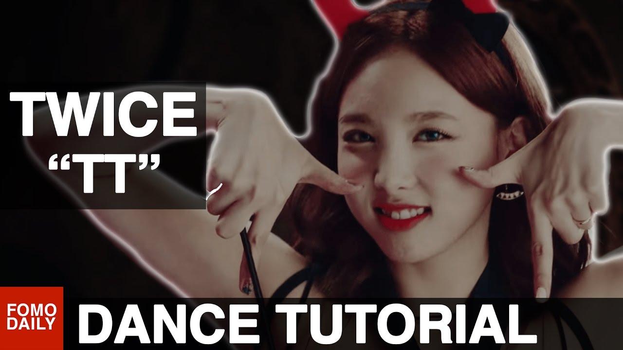 how to dance tt twice