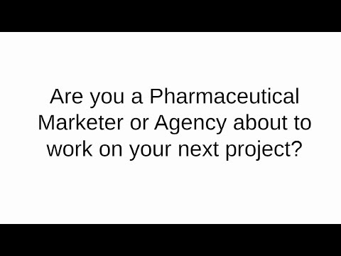 Pharmaceutical Marketing - Metro New York, New Jersey, Philadelphia