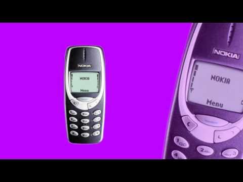NOKIA 3310 ringtone   Groovy Blue
