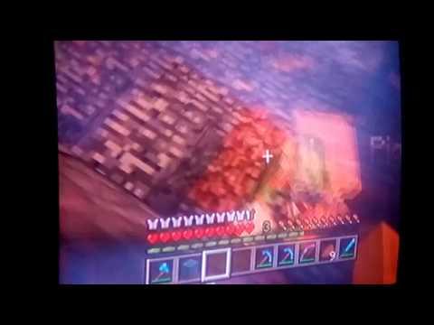 Minecraft Ice portal
