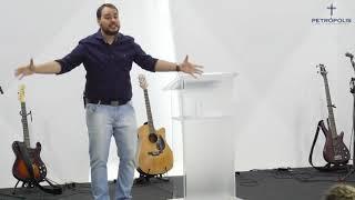 Pregação Apocalipse 2:8-11 - Esmirna, Quando a notícia ruim, é boa!