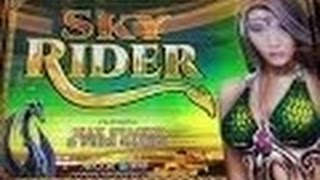 Sky Rider Slot Machine Bonus-Dollar Denomination